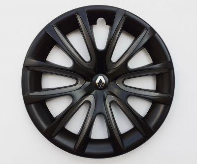 """Renault - Capace roti Nadi gri 16"""" -set 4 bucati  (Renault Original)"""