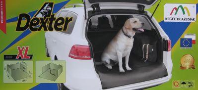 Husa protectie portbagaj pentru transport caini