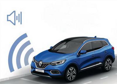 Renault Kadjar - Senzori de parcare fata (Renault Original)