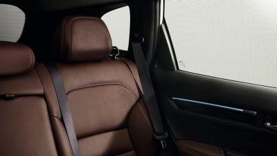 Renault Koleos II - Parasolare set 5 piese (Renault Original)