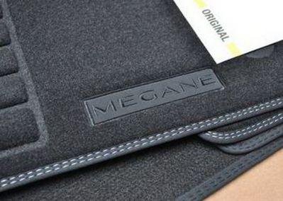 Renault Megane IV - Covorase textile Premium (Renault Original)