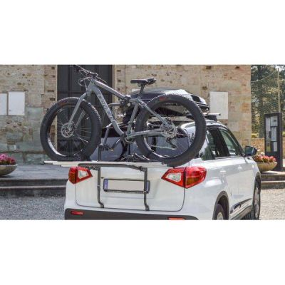Suport biciclete Menabo Polaris 3 pentru 3 biciclete cu prindere pe haion