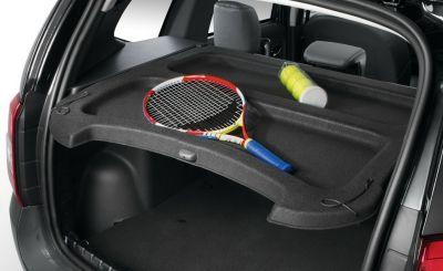 Duster (2014-2017) - Raft acoperire portbagaj (Dacia Original)