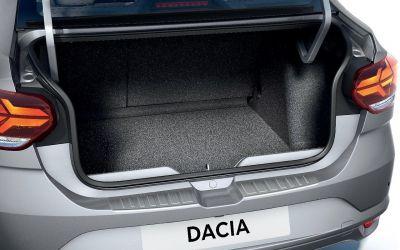 Dacia Logan III - Ornament protectie portbagaj (Dacia Original)