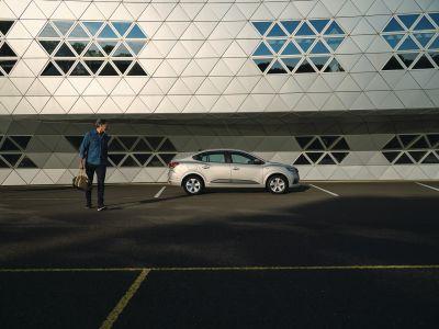 Dacia Logan III (2021-) Set bandouri laterale usi (Original Dacia)