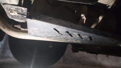 Duster I / Duster II (2018-2020) - Scut metalic pentru diferential