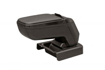 Renault Megane IV - Cotiera Neagra Premium cu buzunar portabil