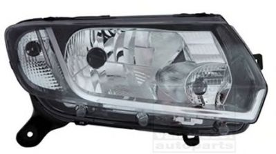 "Sandero II / Logan II - Far dreapta ""Clasic"" (Dacia Original)"