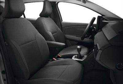 Sandero III / Stepway III - Huse scaune fata si spate pentru banchete 1/3-2/3 (Dacia Original)