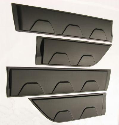 "Sandero II/ Sandero Stepway/ Logan II/ Logan II MCV - Set protectii laterale portiere ""Safari"""