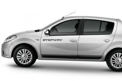 Sandero - Autocolant Stepway - v1