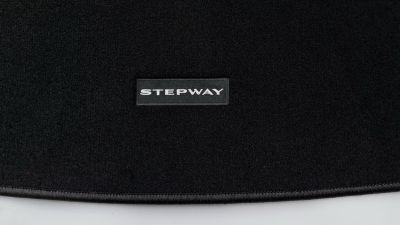 Sandero Stepway III - Covor textil pentru portbagaj (Dacia Original)