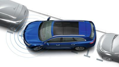 Renault Talisman - Senzori de parcare fata (Renault Original)