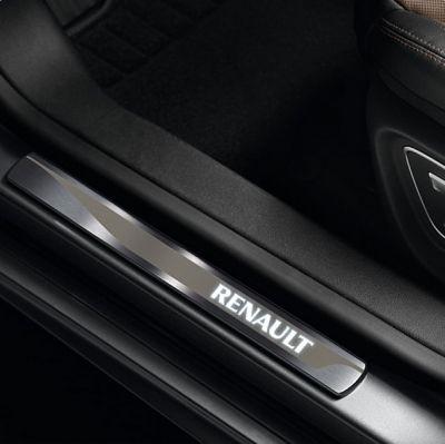 Renault Talisman - Protectii praguri iluminate- fata si spate (Renault Original)