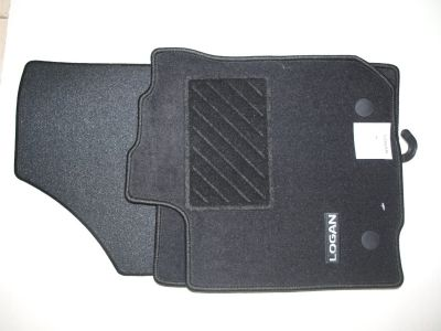Logan II - Set covorase textile (Dacia Original)