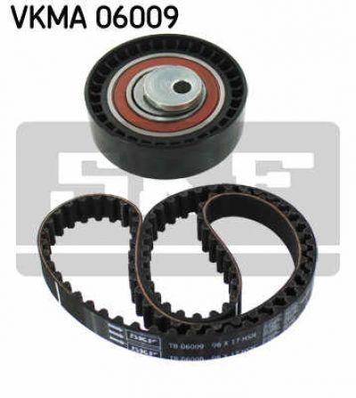 Kit distributie DACIA DOKKER / LODGY / SANDERO (SKF VKMA06009)
