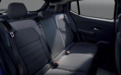 Sandero III / Stepway III - Parasolare pentru geamuri laterale (Dacia Original)