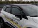 Renault Captur (2013-) - Deflectoare de aer set fata si spate