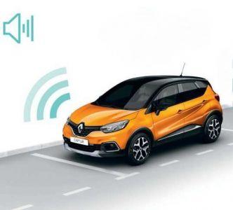 Renault Captur - Senzori de parcare fata (Renault Original)