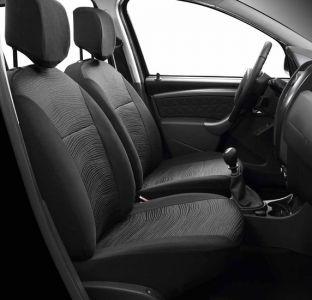 Duster (2013-2017) - Huse de scaun set (Dacia Original)