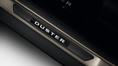 Duster II (2018-2020) - Protectie praguri (Dacia Original)