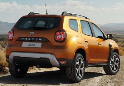 Duster II (2018-2021) - Stop spate dreapta (Dacia Original)