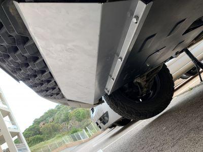 "Duster II (2018-2021) - Scut metalic pentru motor 3mm ""Full Protection"""