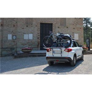 Suport biciclete Menabo Polaris 2 pentru 2 biciclete cu prindere pe haion