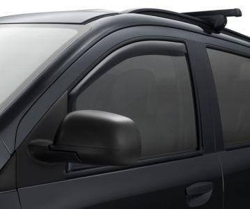 Lodgy - Deflectoare de aer fata (Dacia Original)