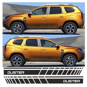 "Duster II (2018-2021) - Set autocolante ""New Style"""