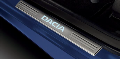 Dacia - Ornamente praguri iluminate (Dacia Original)