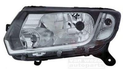 """Sandero II / Logan II - Far stanga """"Clasic"""" (Dacia Original)"""