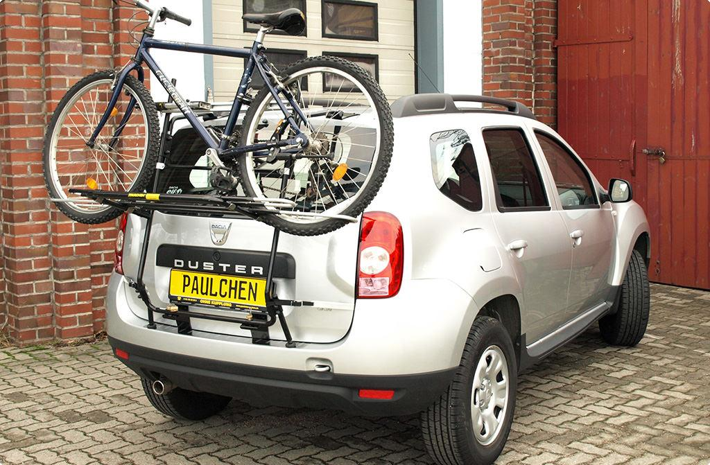 The best Bike Carriers for Dacia and Renault