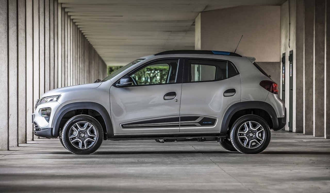 There's a new EV in town – DACIA SPRING